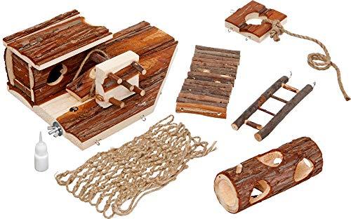 Karlie 84120 Rody-Pirate Ensemble d'accessoires pour...