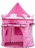 Tenda casette casa da gioco bambini bimbi, CASTELLO DELLE PRINCIPESSE,...
