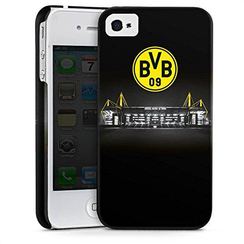 Apple iPhone 7 Hülle Case Handyhülle Borussia Dortmund BVB Stadion Premium Case glänzend