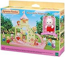 Sylvanian Families 5319 Baby avontuurslot, meerkleurig