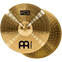 """Meinl Cymbals HCS13H - Platillo Hi-Hat (13.0"""" de longitud)"""