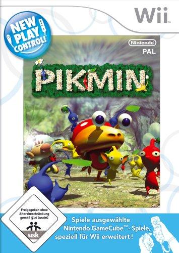Nintendo Pikmin - New Play Control!