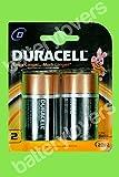 Duracell D, LR20 Alkaline Battery