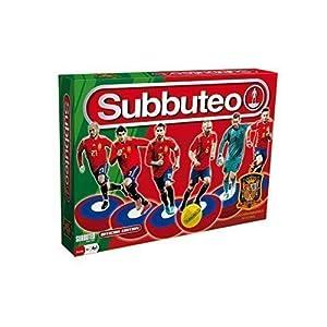 Seleccion Española Subbuteo Playset (10582), Multicolor (Eleven Force