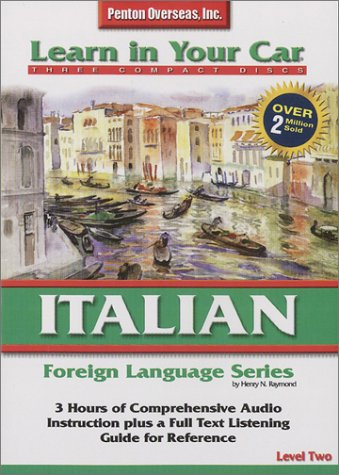 Italian: Level 2 (Learn in Your Car)