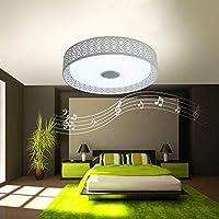 Bluetooth Elegante Lampada a Sospensione per Camera da Letto ...