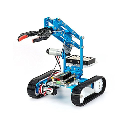 Makeblock Ultimate Robot Kit-blue 10 Diffrent Configurations by Makeblock