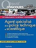 Objectif Concours Tout En Un Agent Specialise De La Police ...