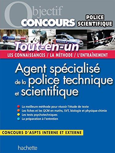 Objectif Concours Tout En Un Agent Specialise De L...
