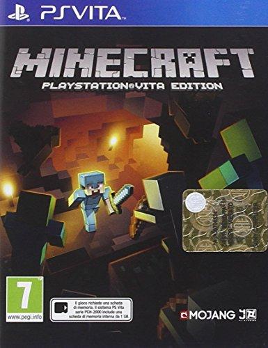 Foto Minecraft - PlayStation Vita