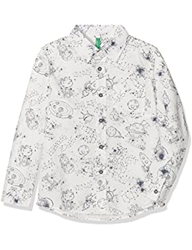 United Colors of Benetton Jungen Hemd Shirt