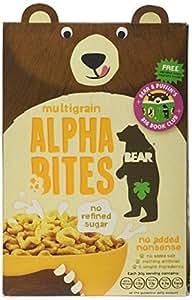 Bear Alphabites Multigrain Cereal 375g