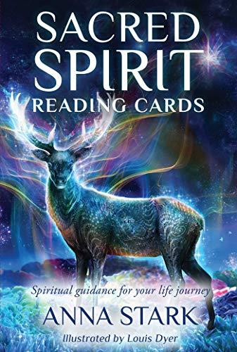 Sacred Spirit Reading Cards: Spiritual Guidance for Your Life Journey por Anna Stark