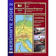 Der Alpen-Express: Per Zug und Fähre von Rom nach Kopenhagen