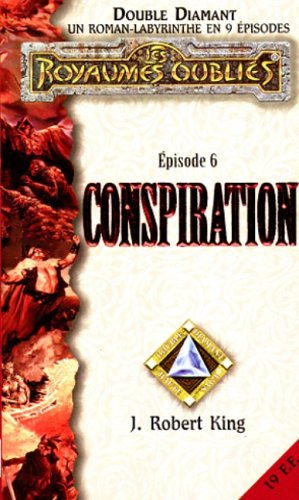 Double Diamant Tome 6 : Conspiration