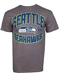 b02103d8e9 Majestic NFL SEATTLE SEAHAWKS Vintage T-Shirt
