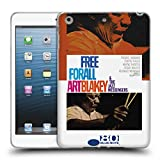 Head Case Designs Offizielle Blue Note Records Art Blakey Free for All Album Soft Gel Hülle für iPad Mini 1 / Mini 2 / Mini 3