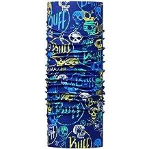 Buff Funny Tubular de Cuello, Unisex Niños, Azul (Dark Navy), Talla Única
