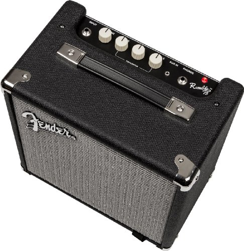 Fender - Amplificatore Rumble da 15 Watt Bass Combo