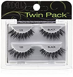 Ardell Twin Pack Lash 120, das Original, black, 1er Pack (1 x 2 Paar)