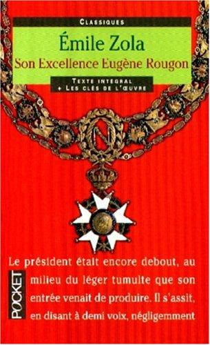 Son excellence Eugène Rougon par Emile Zola
