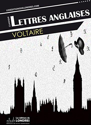 Lettres anglaises par Voltaire