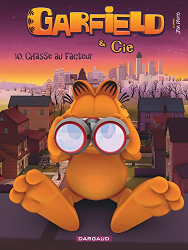 Garfield & Cie - tome 10 - Chasse au facteur (10)