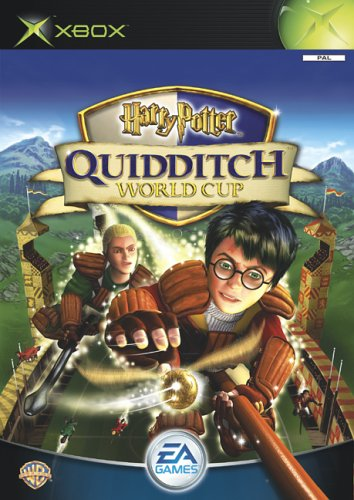 Harry Potter Quidditch World Cup XBOX UK IMPORT