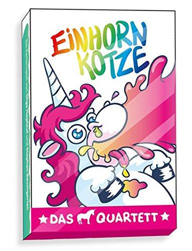 Einhornkotze - Das Einhorn-Quartett