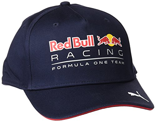 c6f457fd23c Red Bull Racing F1 Official Adults Teamline Team Peak Cap - 2017