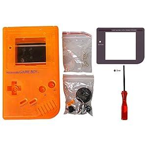 eJiasu Game Boy Ersatz Vollständige Gehäuse Shell für GB Gehäuse Case Reparatur Teil