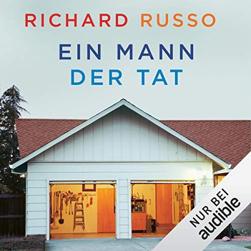 Buchseite und Rezensionen zu 'Ein Mann der Tat' von Richard Russo