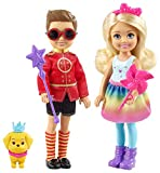 Mattel Barbie - Dreamtopia Chelsea und Prinz Otto Puppenset