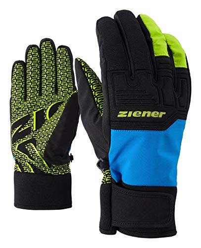 Ziener Herren GARIM AS(R) Glove ski Alpine Handschuhe, Persian Blue, 8,5