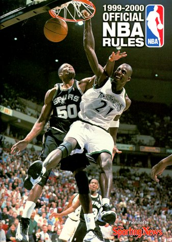 Official Nba Rules 1999-2000 (Serial) por