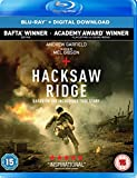 Hacksaw Ridge [Blu-ray] [2017]