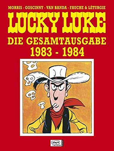 Lucky Luke Gesamtausgabe 18: 1983 bis 1984 -