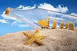 QIANERA 5D Diamant Full Malerei Flaschenkunst Diamant Full Malerei DIY Crystal Strass Stickerei Bilder Kunst Handwerk für Home Wall Decor 40x50cm