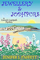 Jewellery and Jodhpurs (A Cornish Coastpath Mystery Book 7)