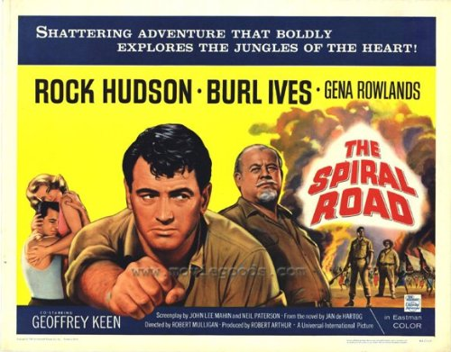 Preisvergleich Produktbild The Spiral Road Plakat Movie Poster (11 x 14 Inches - 28cm x 36cm) (1962)