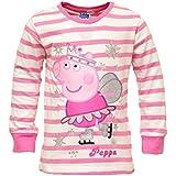 Peppa Pig - Camiseta de manga larga - para niña