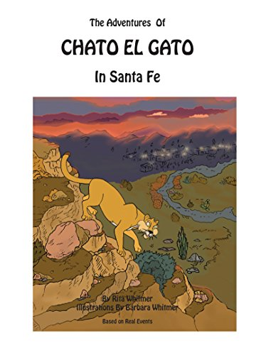 The Adventures of Chato El Gato In Santa Fe (English Edition)