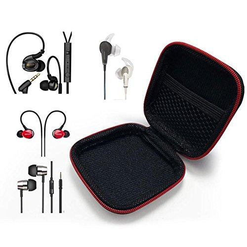 YA-Uzeun Schutzhülle für Apple Airpods Kopfhörer, Hartschale, Eva-Tragetasche Home Depot Intercom