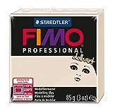 Staedtler 8027-44 - Fimo Professional Doll Art Normalblock, 85 g, beige