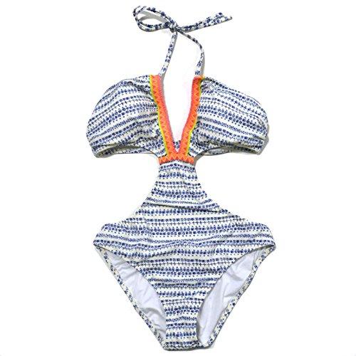 Victoria's Secret Monokini Schwarz S 36 Leo Franzen Neu