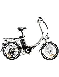 IC Electric plume–Vélo pliant