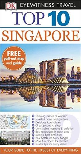 DK Eyewitness Top 10 Travel Guide. Singapore (DK Eyewitness Travel Guide)