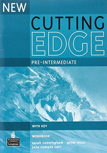 New Cutting Edge Pre-Intermediate Workbook with Key (Cutting Edge Pre-intermediate)