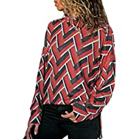 Pullover Strickjacken für Damen Sweatshirts Oversize Oberteil Hemd Locker Strickpullover Sport Geometrische Rollkragen Sweater Stricken Kleidung Langarmshirt Pulli Tops Blusen & Tuniken für Frauen