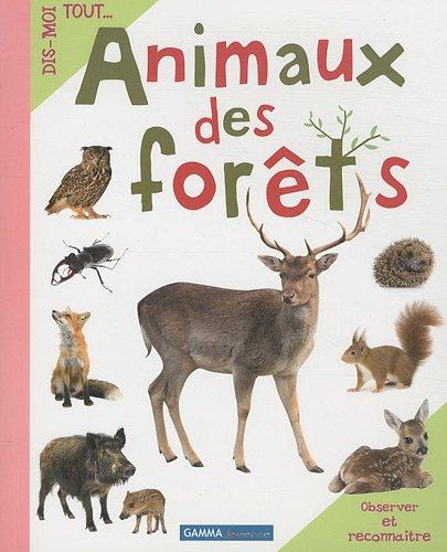 Animaux des forêts